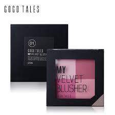 qoo10 blusher kosmetik