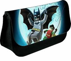 lego batman and robin zipped pencil