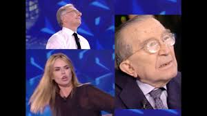 SHOCK: Paola Perego, Giulio Andreotti, Paolo Bonolis - YouTube