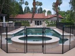 Temporary Pool Fencing Ultra Mesh Pool Fences By All Safe