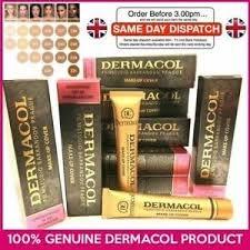 genuine dermacol makeup cover legendary