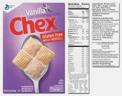 chex mix nutrition label pensandpieces