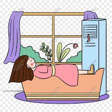 cartoon summer ing air conditioning