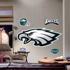 Fathead Philadelphia Eagles Logo Wall Decal