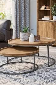 amsterdam round coffee nest möbler
