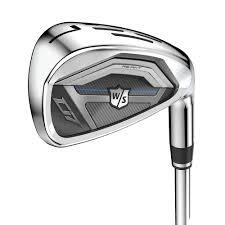 Wilson Staff D7 - Achat série de fers D7 - Golf Plus