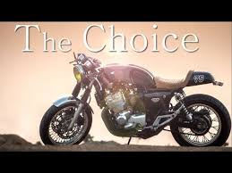 cafe racer tips to choose the best