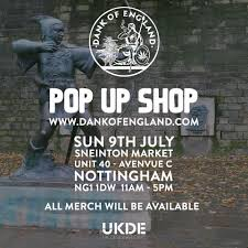 DankOfEngland Pop up store THIS SUNDAY ...