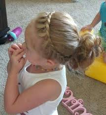 Pin by Lilia Wagner on Hair | Crown hairstyles, Girl hairstyles, Baby  hairstyles