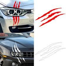 Black Car Headlight Scratch Stripe Decal Sticker Claw Stripe Slash Truck Uk Q2t1 Archives Statelegals Staradvertiser Com