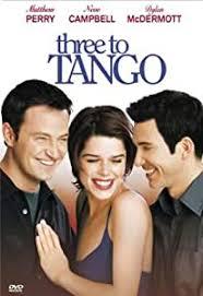 Amazon.co.jp: Three To Tango - Matthew Perry As Oscar Novak; Neve ...