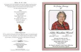 Addie Hawkins Heard Obituary | AA Rayner and Sons Funeral Home