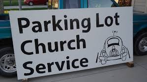 Praise in the parking lot': Lawrence church to hold Easter services — but will congregate in cars | News, Sports ...
