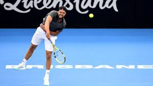 Tsonga prepares for battle against Australian No 1 Alex de Minaur