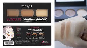 palette per il contouring beauty uk