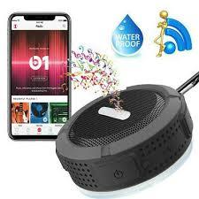 bluetooth stereo speaker bathroom