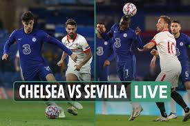 Chelsea 0 Sevilla 0 LIVE REACTION: Points shared at Stamford Bridge as  Werner goes closest in Champions League stalemate