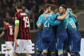 Arsenal Take 2-0 1st-Leg Win vs. AC Milan in 2018 Europa League | Bleacher  Report | Latest News, Videos and Highlights