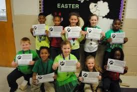 J.L. Jones Elementary names students of the month – Minden Press-Herald