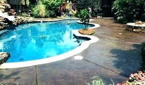 concrete pool ideas emeraldheights info