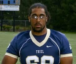 Aaron Parker - Football - Thiel College Athletics