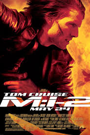 Quickie Reviews: Mission: Impossible II
