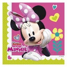 Invitaciones De Cumpleanos Minnie Happy Comprar Online Miles De