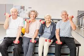 12 best shoulder exercises for seniors