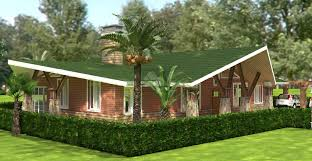 kare 4 bedroom bungalow house plan
