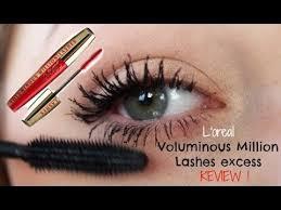 l oreal voluminous million lashes