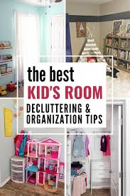 How To Declutter Organize Toys Inexpensively In Kids Rooms