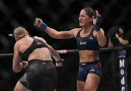 Jessica Eye Reacts To UFC 238 Knockout Loss To Valentina Shevchenko