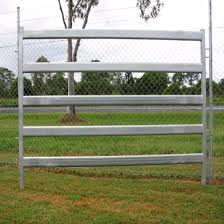 Galvanized Pipe Cattle Fence Panel Metal Tube Livestock Fence Panel China Cattle Fencing Panel Corral Fence Panel Made In China Com