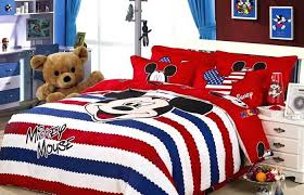 mickey mouse bedding set full size bed