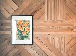 The Basics Of Building A Graphic Wood Accent Wall Banyan Bridges