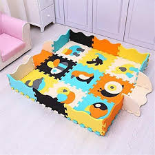 Eanpet Large Area Rugs For Kids Carpet Playmat For Baby Crawling Mat Double Sides Foam Floor Mat With Fe Baby Activity Mat Baby Play Mat Foam Baby Crawling Mat