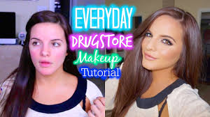 everyday makeup tutorial using