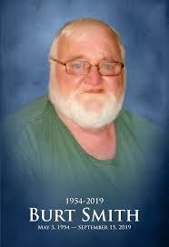 Obituary of Floyd Burt Smith | Sherrell-Westbury Funeral Home - Pro...