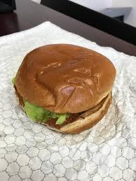premium cod fillet sandwich review