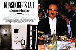 Khashoggi's Fall | Vanity Fair