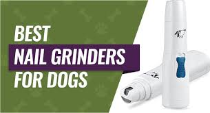 dog nail grinder for small and large dogs