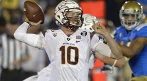 Adam Archuleta: ASU's Taylor Kelly not elite, but a 'baller' - Arizona  Sports