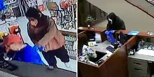 Suspects wear 'Scream', gorilla masks during robberies in Helena-West Helena