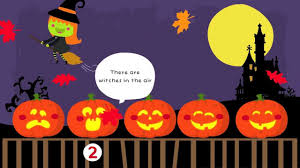 Five Little Pumpkins Sitting On A Gate Halloween Songs For Kids Pumpkin Song The Kiboomers Youtube