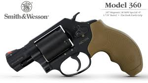 smith wesson adds model 360 revolver