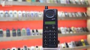 Ericsson GH 337 Black - review - YouTube