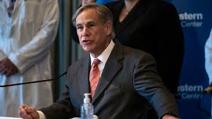 Gov. Abbott says any Texas city that defunds police should have property  taxes frozen forever
