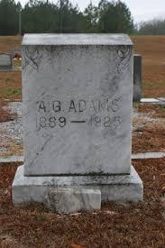 Addie Gibson Adams (1889-1925) - Find A Grave Memorial