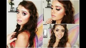 halloween tutorial makeup hair