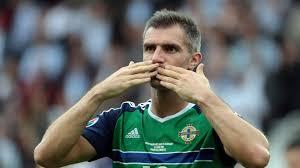 Former Northern Ireland captain Aaron Hughes retires from football |  Football News | Sky Sports